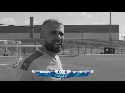 Xylem - Manchester City Water Balloon Challenge Check out Man City football skills complete with recycled water! Xylem is proud to partner with Man Ci...