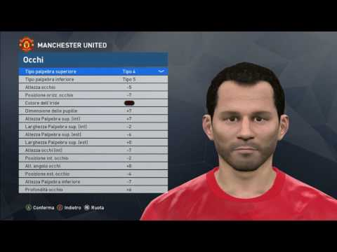 Giggs - PES