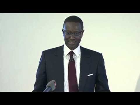 Media Conference, 10.03.2015 - Tidjane Thiam to Become CEO of Credit Suisse Group