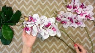 Мастерская Альфии 🌸 Обзор покупок 👛 Искусственные цветы 🌸(, 2018-02-09T05:03:06.000Z)