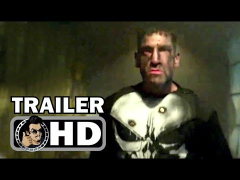 THE DEFENDERS Official Promo Trailer Featuring Stan Lee & THE PUNISHER (HD) Netflix Series