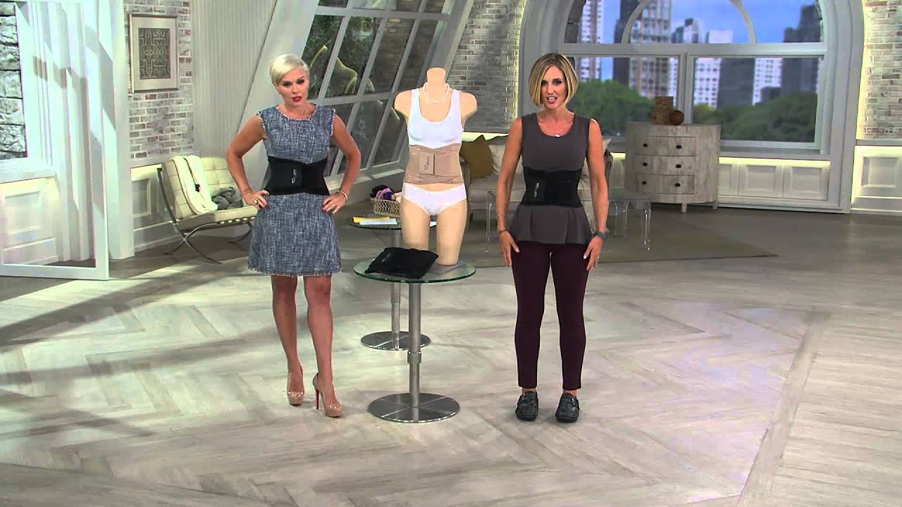 549f91991a Genie Hour Glass Waist Training Belt with Kerstin Lindquist - YouTube