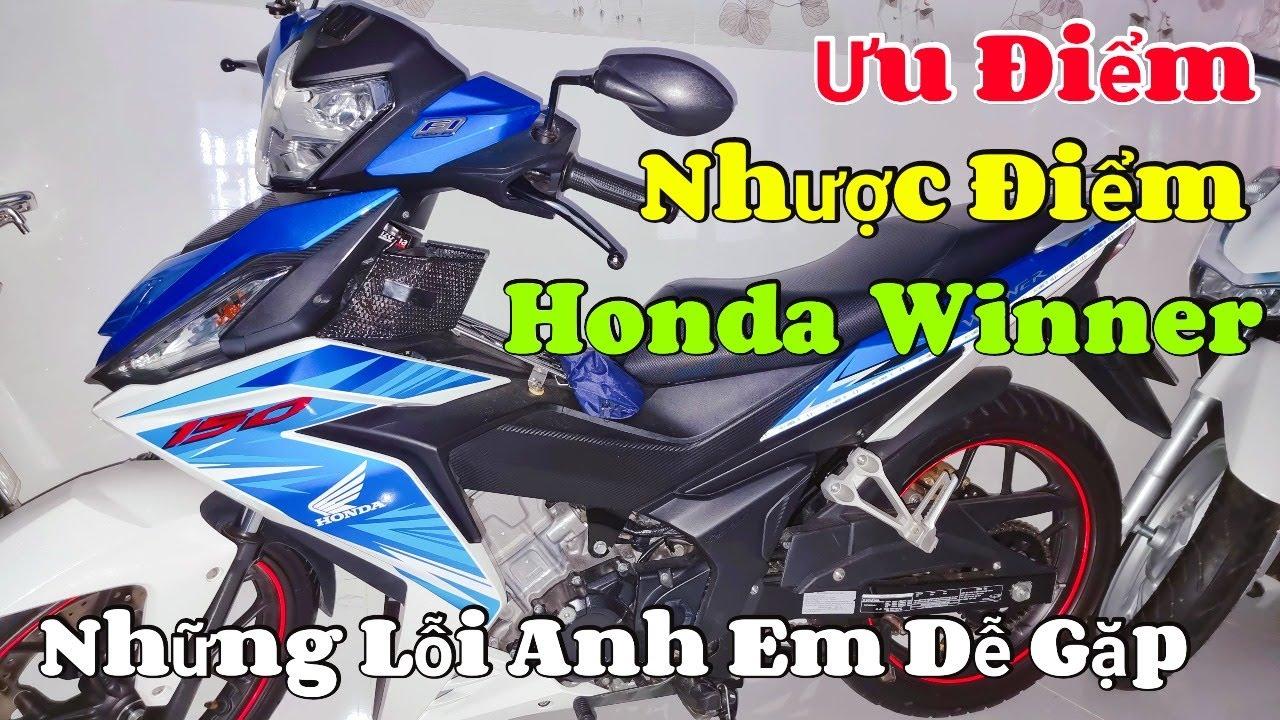 Nói Về Ưu Điểm Nhược Điểm Và Cách Khắc Phục Các Đời Honda Winner Cho Anh Em Fan | Ngố Nguyễn