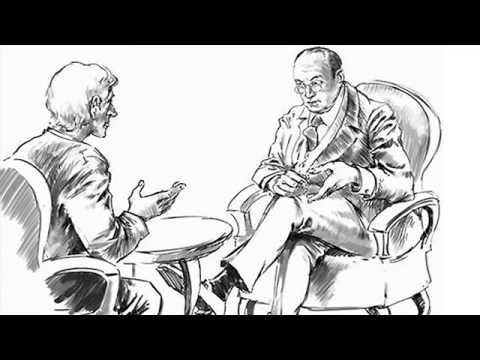 Vladimir Nabokov ∇  Speaking to James Mossman—Montreux, 9/8/69