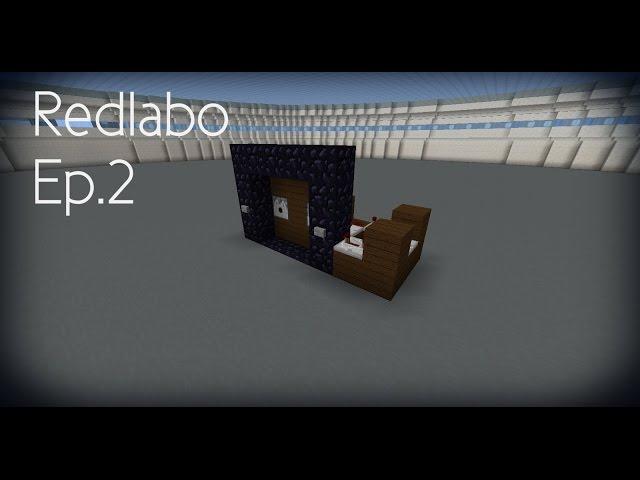 Redlabo - Ep.2 - Portail Automatique