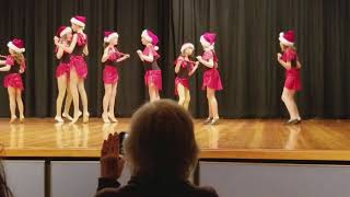 BALLET DANCE RECITAL DECEMBER