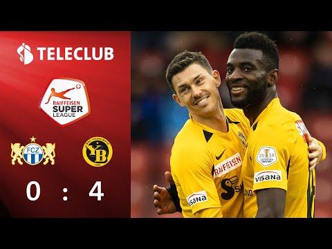 Highlights FC Zürich vs BSC Young Boys   Raiffeisen Super League 10. Runde