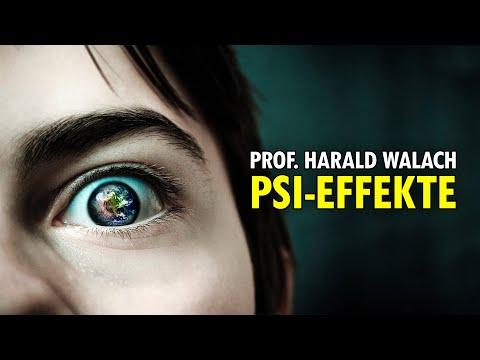 PSI-Effekte: Phänomene der Wirklichkeit (Prof. Dr. Dr. Harald Walach) ExoMagazin