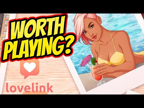 Lovelink : First Impressions from YouTube · Duration:  17 minutes 27 seconds