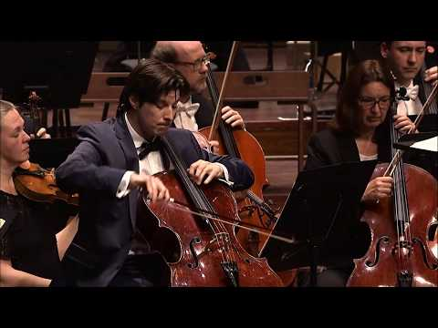 Daniel Müller-Schott plays Elgar Cello Concerto