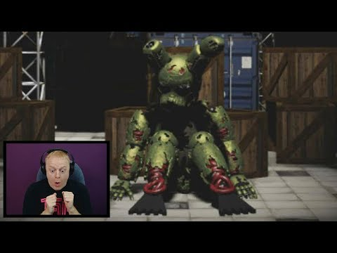 OMG THEY HAVE SPRINGTRAP IN THE CARGO AREA | JOLLY 3 CHAPTER 2 - BAD ENDING