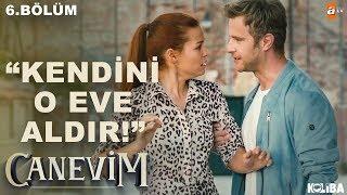 Kristina'ya Gözdağı Veren Taylan - Canevim 6.Bölüm