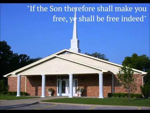 CHURCH SERVICE: Strict Baptists