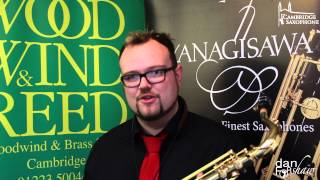 Yanagisawa T901 Tenor Sax Review