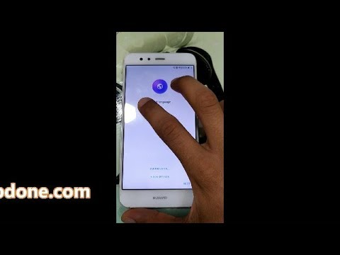 Remove Frp p10 lite p9 p20 p30 lite bypass account without pc