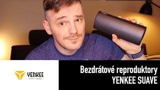 VELKÝ TEST: Bezdrátový reproduktor Yenkee Suave