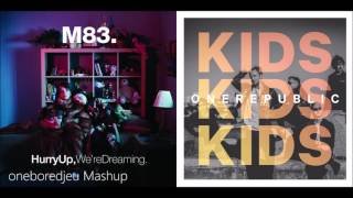 Kids In Midnight City - M83 vs. OneRepublic (Mashup)