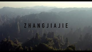 ZHANGJIAJIE, CHINA - 4K Aerial Footage