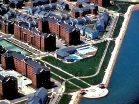 Carol R. Johnson Projects: Old Harbor Park