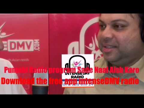 Punjabi Radio program Sade Naal Aish Karo