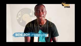 INTERVIEW de BENI BOY participant au BAOL CYPHER