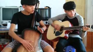 Tìm Lại Guitar + Cajon - By Tú + Văn