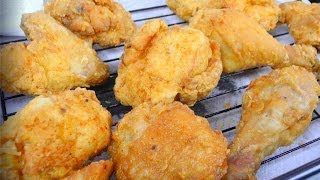 The Ultimate Homemade Fried Chicken Recipe.