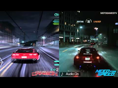 need for speed carbon vs need for speed 2015 early. Black Bedroom Furniture Sets. Home Design Ideas