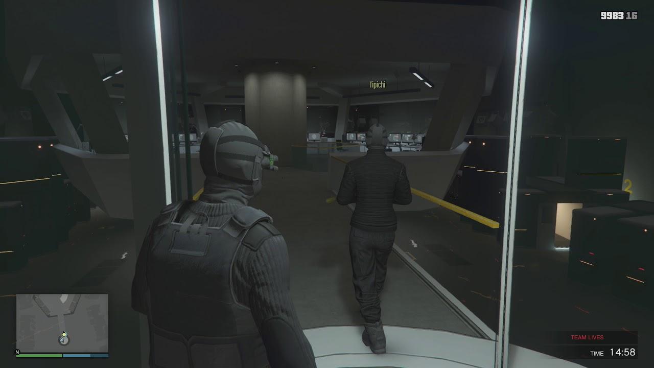 Gta  Stealth Gameplay Gta  Doomsday Heist Gameplay Free To Use