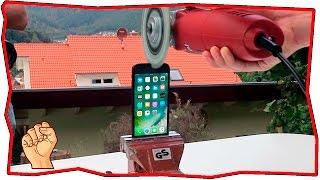 Iphone 7 - подборка краш-тестов  | #1