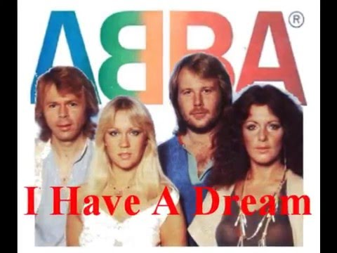 'I HAVE A DREAM' (1979)- By: ABBA – (With Lyrics)