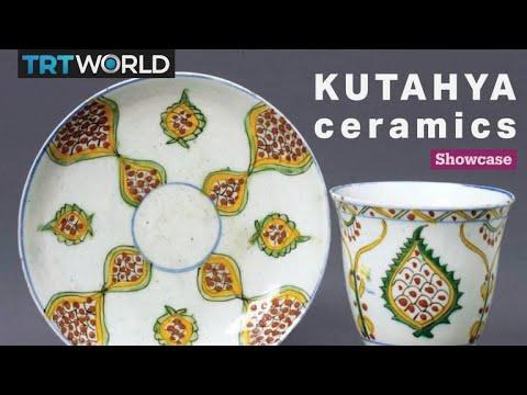 Kutahya ceramics in Istanbul | Exhibitions | Showcase