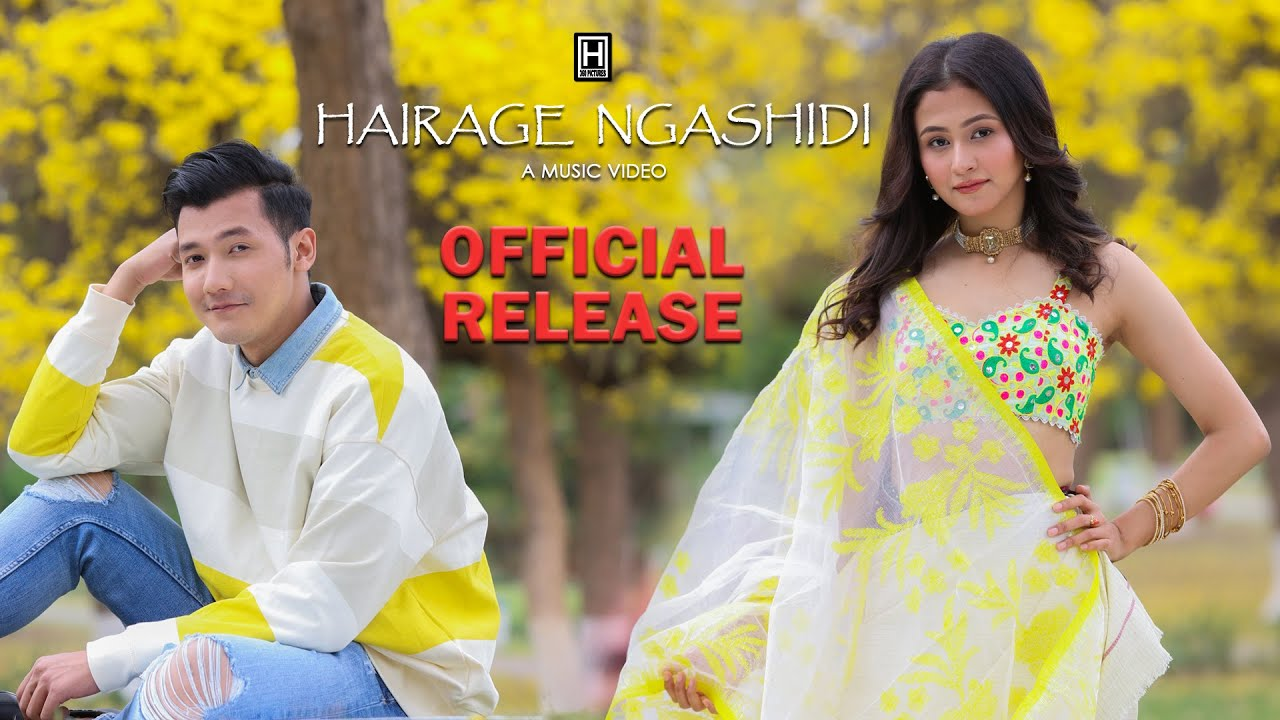 Download Hairage Ngasidi || Sushant & Maxina || Kritinanda || Official Music Video Release 2021