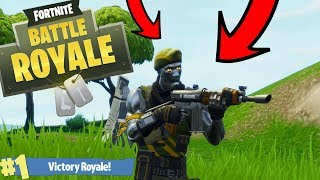 *NEW* Epic Diecast Skin Gameplay - Fortnite Battle Royale