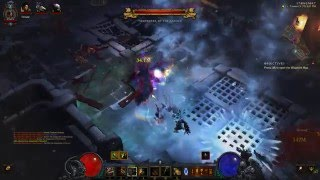 Diablo 3 - 2 Min Keywarden Speed Run TX