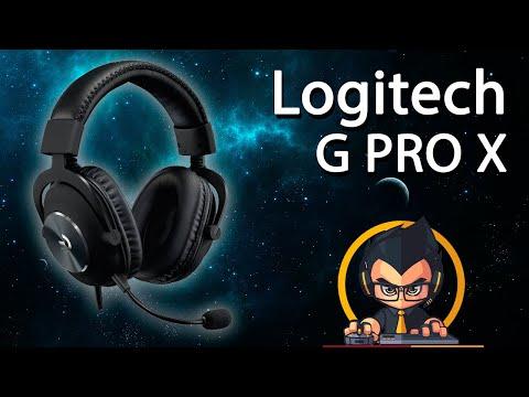 Наушники Logitech G PRO X Gaming Headset Black (981-000818)