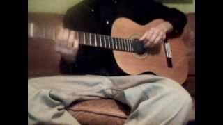 Morceau blues pour débutant - Une mélodie facile pour débuter la guitare et s