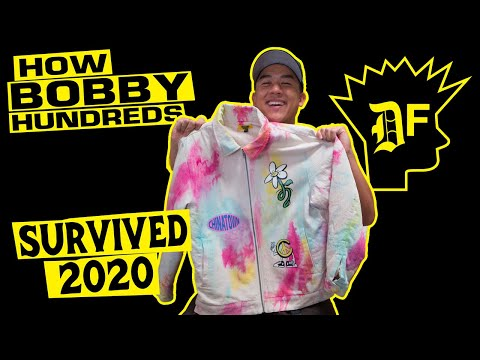How Bobby Hundreds Survived 2020   Design Freestyle