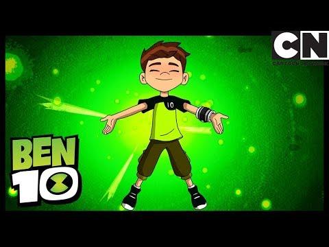 Klótnia Na Biegunie | Ben 10 Po Polsku | Cartoon Network