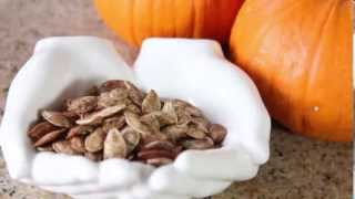 Sweet Pumpkin Seeds - DIY