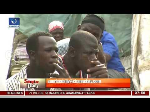 How Codeine,Tramadol Menace Came About,NAFDAC DG,Adeyeye Reveals Pt.4 |Sunrise Daily|