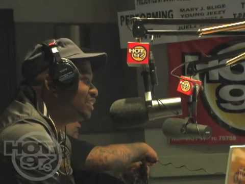Hot 97 Angie Martinez Interviews Serani Summer Jam 09 Edition