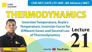 Thermodynamics l Joule Thomson…