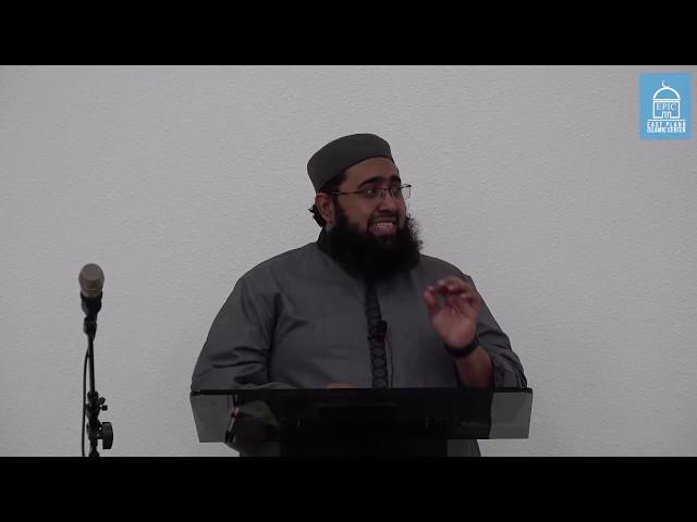 3 Promises of Allāh if you have Faith | Nadim Bashir | Jumuah Khutbah