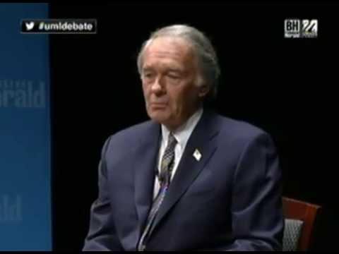 Ed Markey for MA | UMass Lowell Debate - Ed on same-sex marriage
