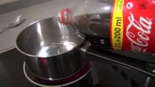 What Happens If You Boil Coca-cola And Cook The Pasta In Coca Cola - Disproof