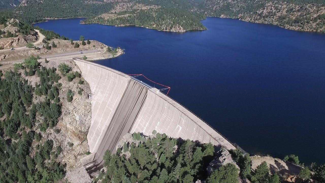 Gross Reservoir Expansion Project   Denver Water