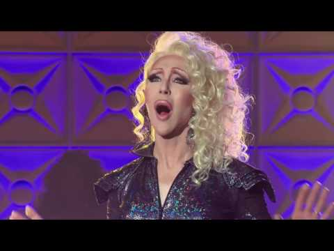 "Chad Michaels Vs Raven ""Lip Sync For Your Life"" 