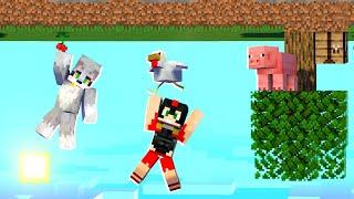 MINECRAFT pero TODO ESTÁ AL REVÉS 🙃😱 ¡Nueva dificultad en Minecraft con Invictor!