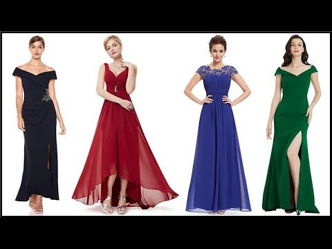 Shopping updates: Women's party dresses collection